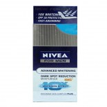 Nivea For Men Advance Whitening 10X Dark Spot Reduction Moisturizer SPF 30