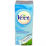 Veet Sensitive Skin Hair Removal Cream 60Gm