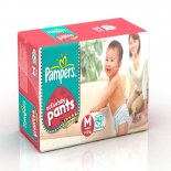 Pampers Active Baby Pants Medium - 42 Pack