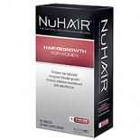 Natrol NuHair For Women Regrowth Tablets