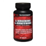GNC L-Arginine and L-Ornithine Cap (60 Tabs)