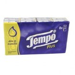 Tempo Dry Pocket Tissues