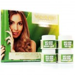 Vaadi Herbals Aloe Vera Facial Kit With Aloe Vera, Cedarwood Oil, Grapeseed &Turmeric Extract