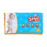 Zogo Dry Baby Diapers Small