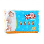 Zogo Dry Baby Diapers X Large