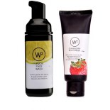 W2 Lemon Foaming Face Wash 150 Ml + W2 Strawberry Moisturizer 100 Ml Free