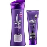 Sunsilk Straight Lock Shampoo 180 Ml + Sunsilk Straight Lock Conditioner Free (Worth Rs. 30/-)